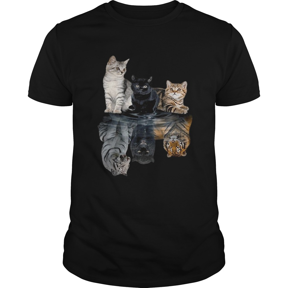 Cats always believe in yourself shirt
