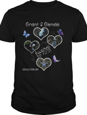 Eagle Cam Grant and Glenda shirt