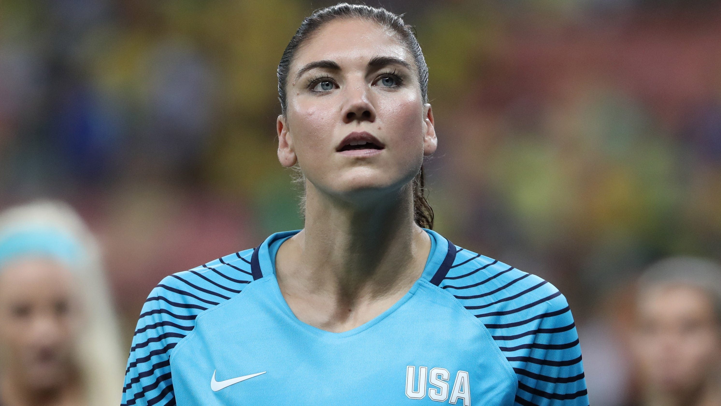 Ex-soccer star Hope Solo reveals painful details of miscarriage with twins