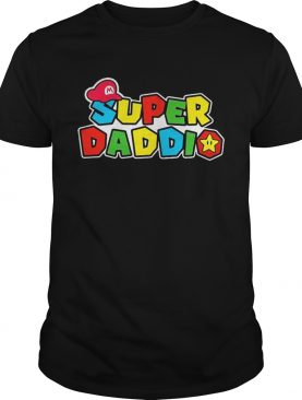 Fathers day super Daddio shirt