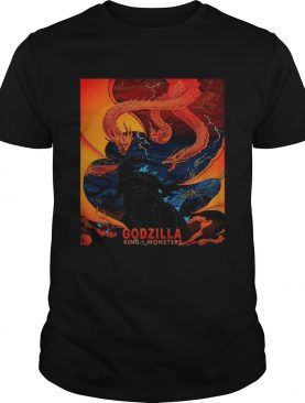 Godzilla King of the monster shirt