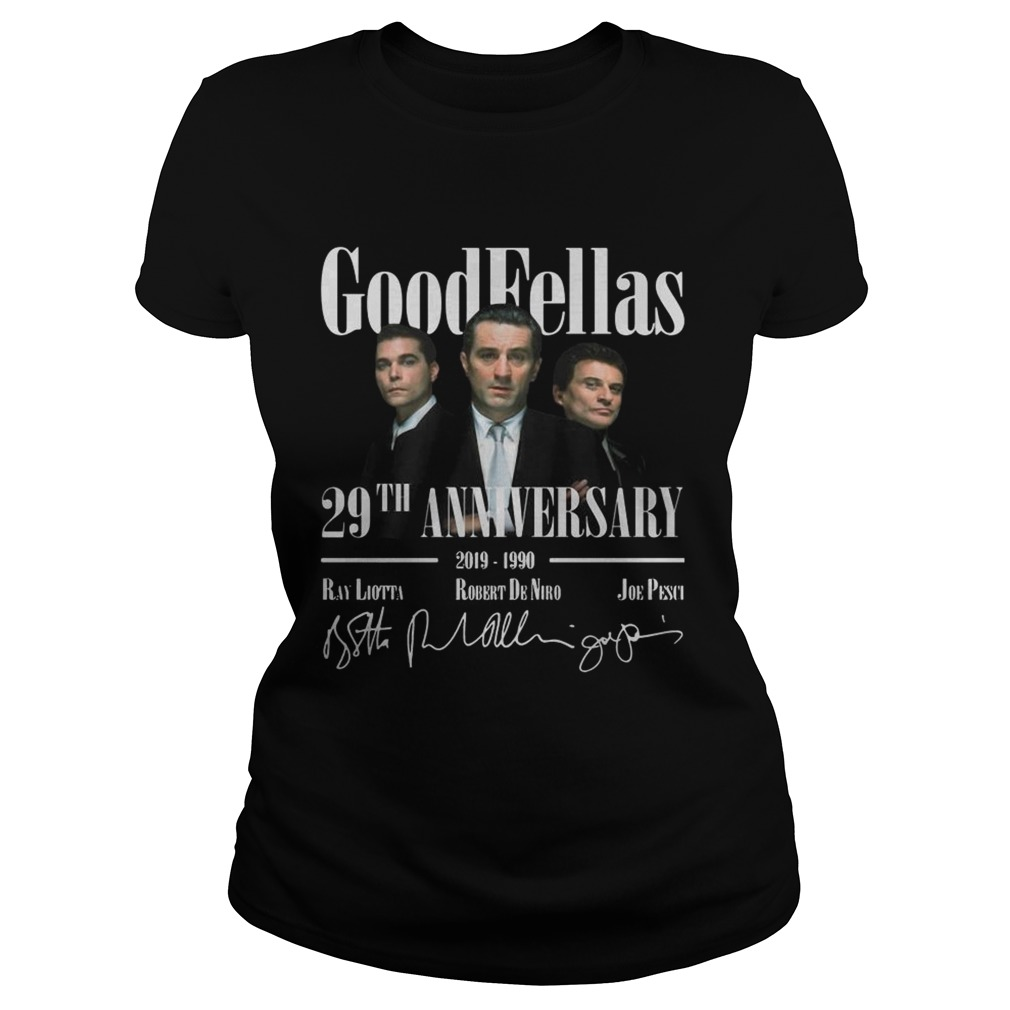 Good Fellas 29Th Anniversary Classic Ladies