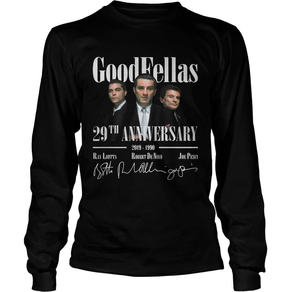 Good Fellas 29Th Anniversary LongSleeve