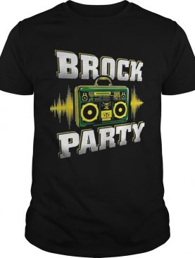 Brock Lesnar Brock Party shirt