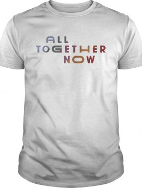 Starbucks pride all together now shirt