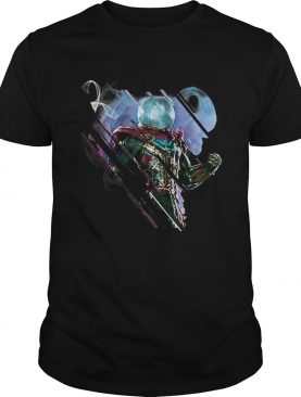 Marvel Spiderman Far From Home Mysterio Power shirt