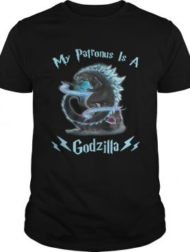 My Patronus Is A Godzilla Shirt