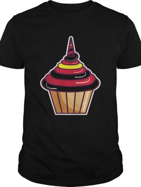 Premium Rubber Pride Pocket Cupcake Lgbtq Gay Rights Pride Week Shirt
