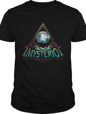 Premium Spiderman Far From Home Mysterio Triangle Portrait Shirt