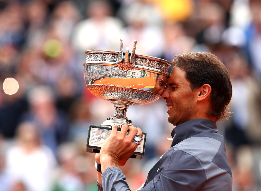 Rafael Nadal Pillar of Roland Garros Wins the French Open for the 12th Time