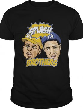Splash Brothers Shirt