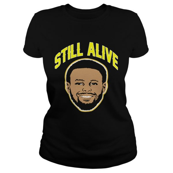 Steph Curry still alive Golden State Warriors  Classic Ladies