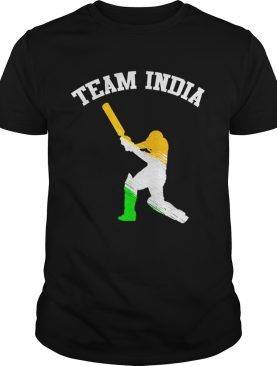 Team India World Cricket Cup shirt