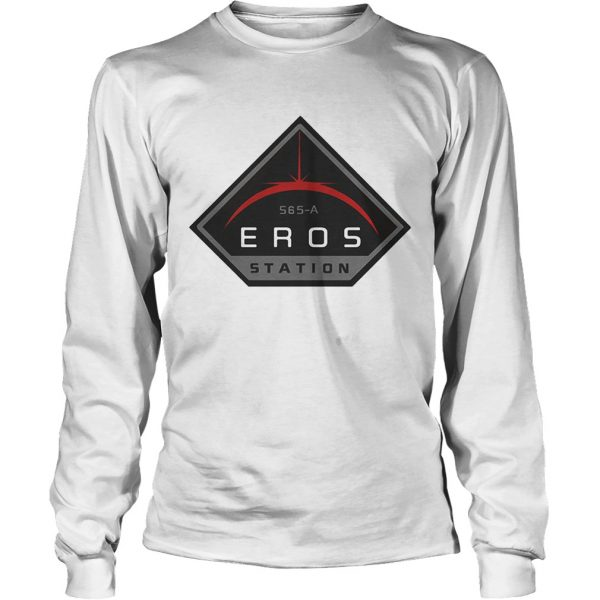 The Expanse Eros Station logo  LongSleeve