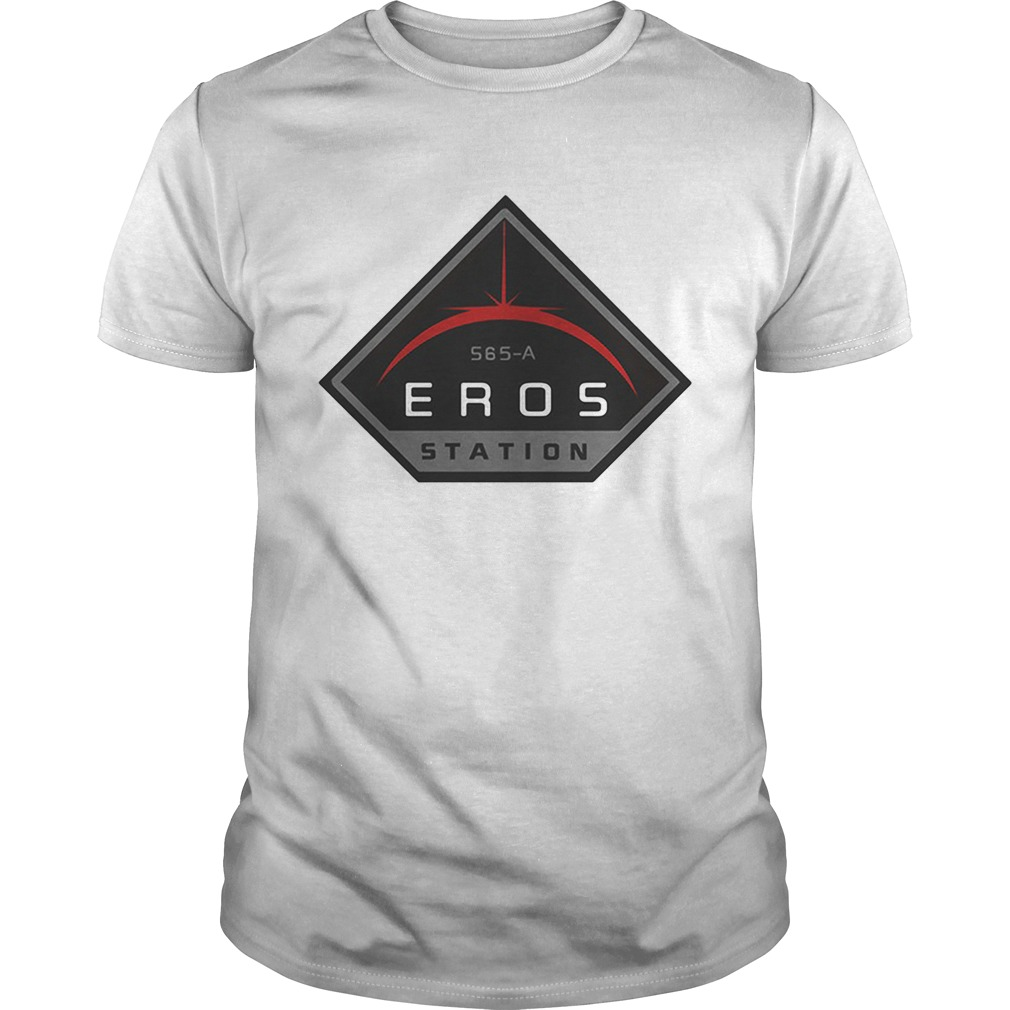 The Expanse Eros Station logo Unisex