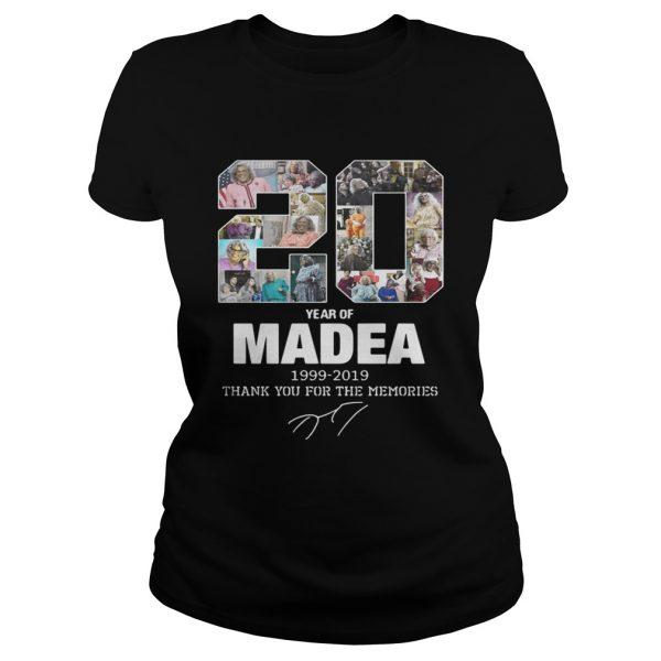 20 years of Madea Thank you for memories  Classic Ladies