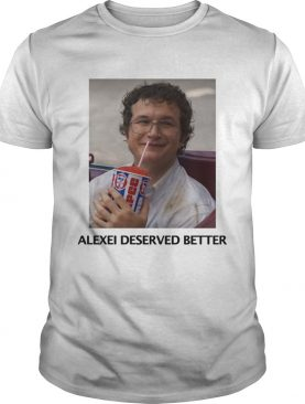 Alexei Stranger Things Russian Hero shirt