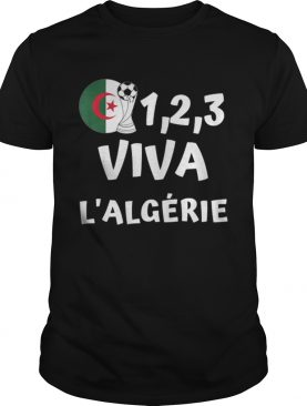 Algeria Soccer Africa Football Algerian Player 2019 shirt