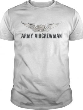 Best Us Army Aircrewman Adults Teens Kids shirt