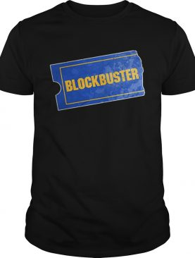 Blockbuster shirt