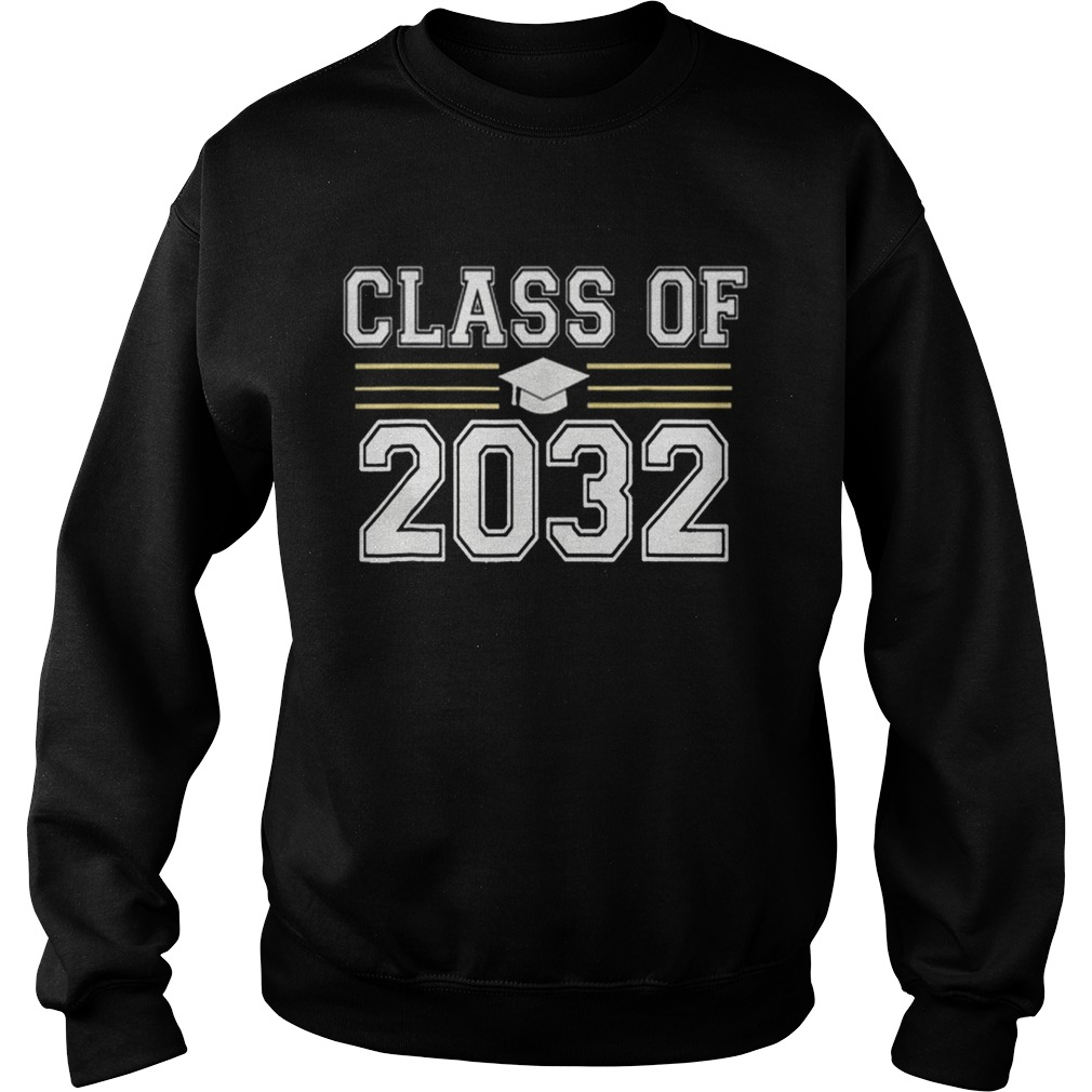 Class of 2032 Grow With Me First Day of School Sweatshirt