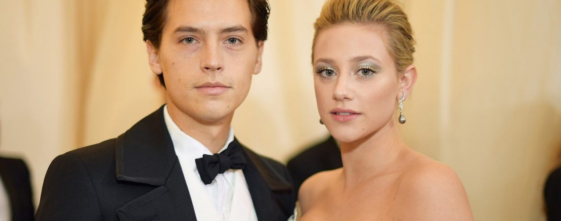 Cole Sprouse and Lili Reinhart Are the Latest Stars Fighting Words With Words