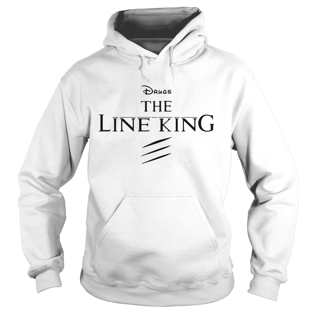 Disney the Lion King drugs the Line King Hoodie