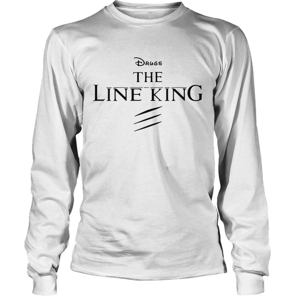 Disney the Lion King drugs the Line King LongSleeve