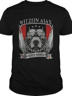 Mighty Mokum shirt