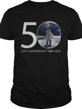 Moon Landing 50th Anniversary Nasa Astronaut 19692019 shirt