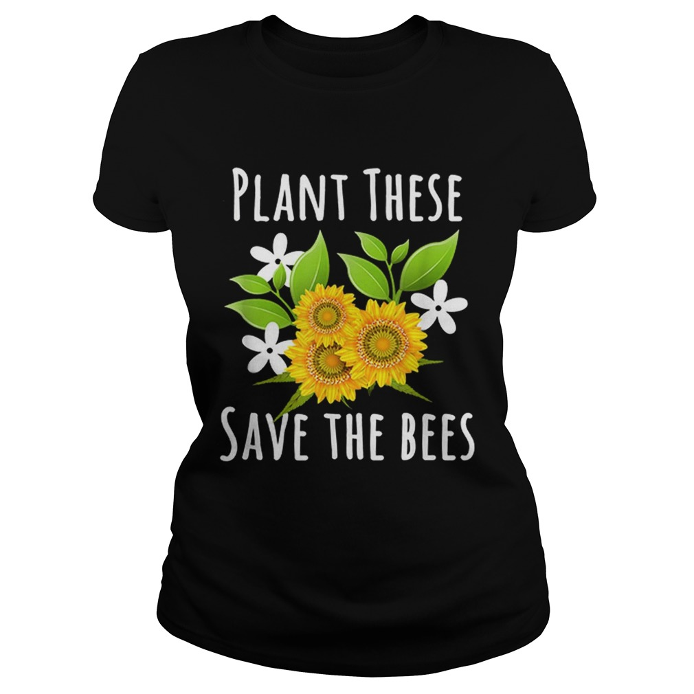 Pretty Plant These Save The Bees Flowers For Bee Lovers Classic Ladies