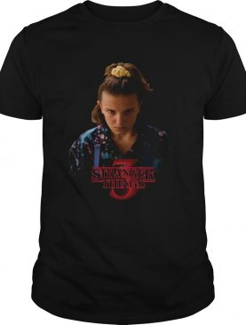 Stranger Things 3 eleven shirt
