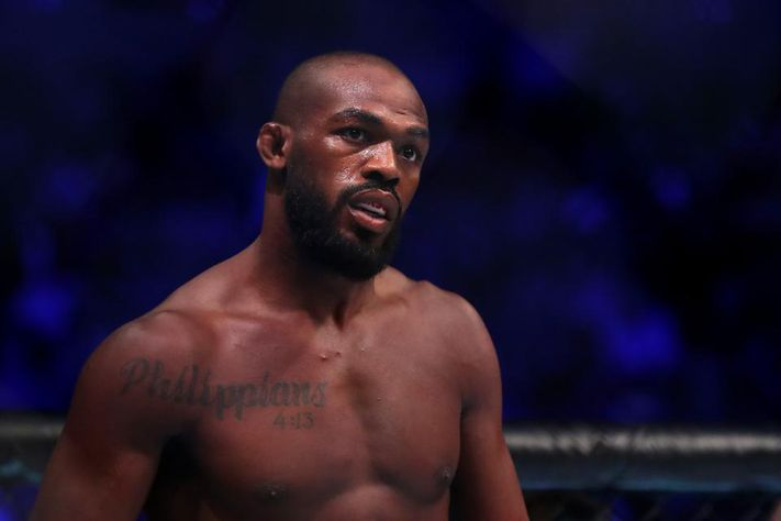 UFC champ Jon Jones facing battery charge after alleged incident at strip club