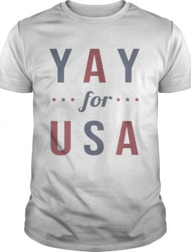 Usa Unites States 4th Of July Red Blue Stars American shirt