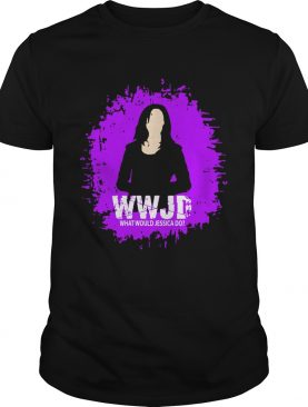 WWJD what would Jessica do shirt