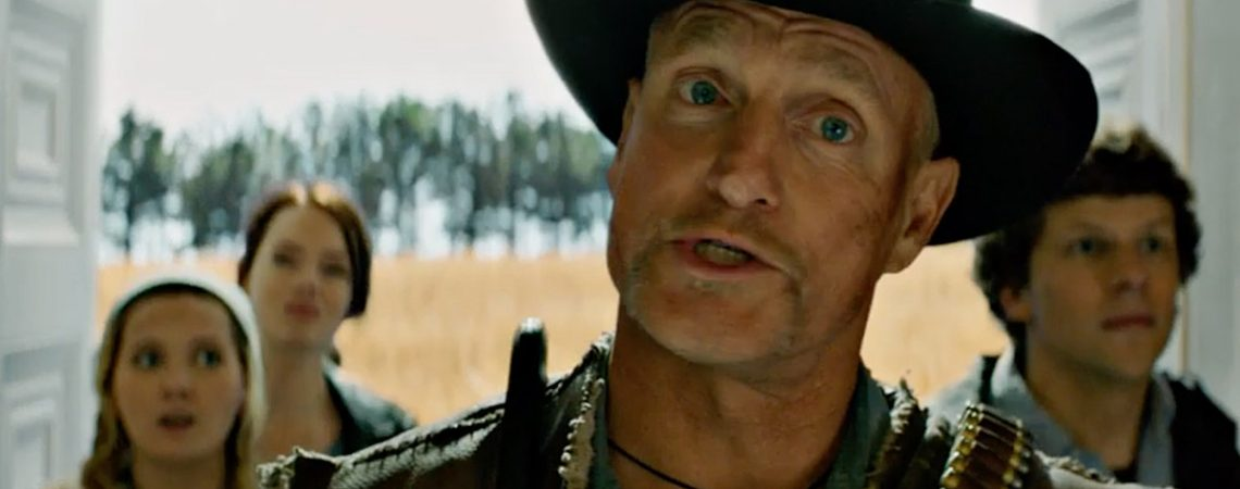 Zombieland 2 trailer shows the crew heading to the White House