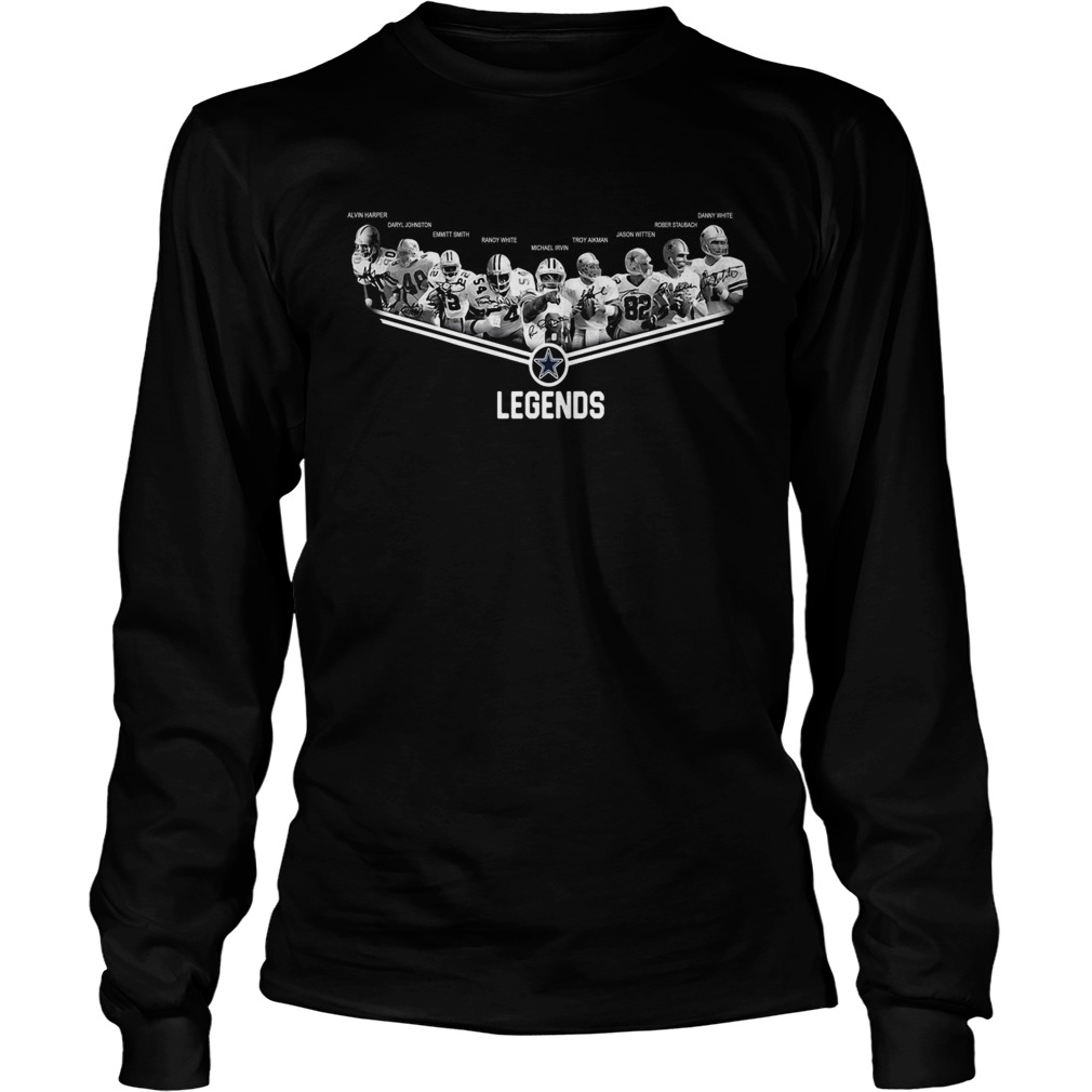 Dallas Cowboys Legends LongSleeve