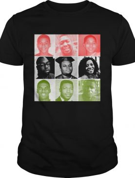 Ed Reed Black Victims Shirt