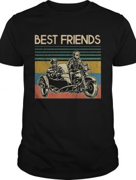 Freddy Krueger and Jason Voorhees best friends Vintage shirt