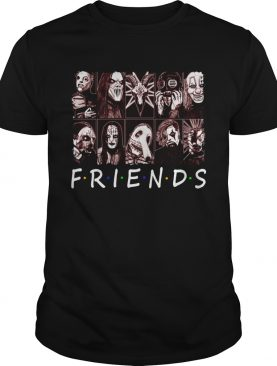 Slipknot Masks Friends shirt
