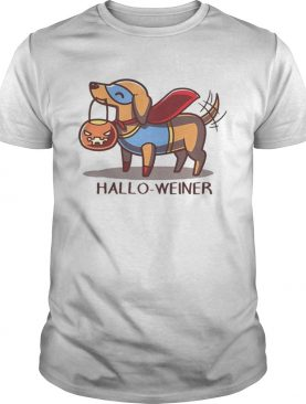 Halloweiner shirt