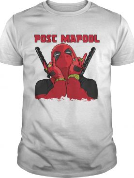 Post Mapool Deadpool Post Malone shirt