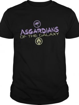 Simu Liu Asgardians Of The Galaxy Shirt