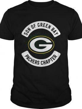 Son of Green Bay Packers chapter shirt