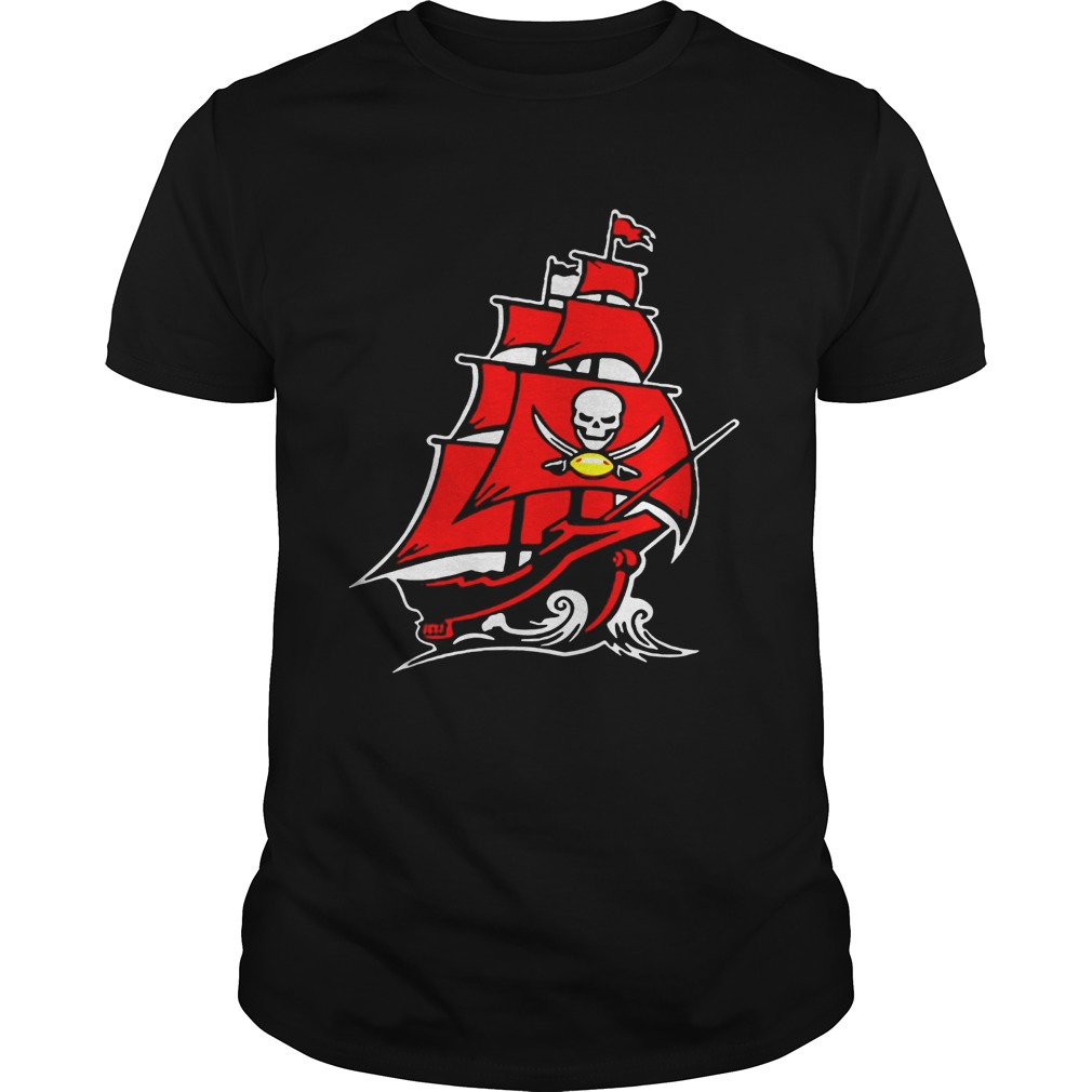 Tampa Bay Buccaneers Pirate Ship T Unisex