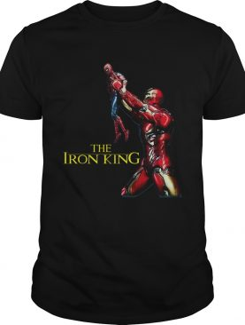 The Iron King shirt