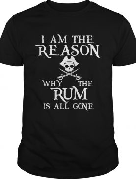 The Rum Is All Gone Shirt