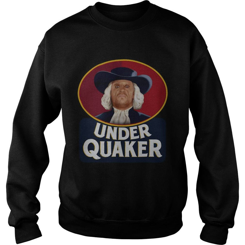 Under Quaker Sweatshirt