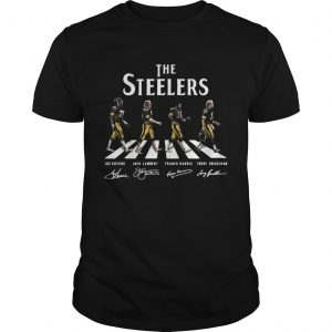 Abbey Road The Steelers signature  Unisex