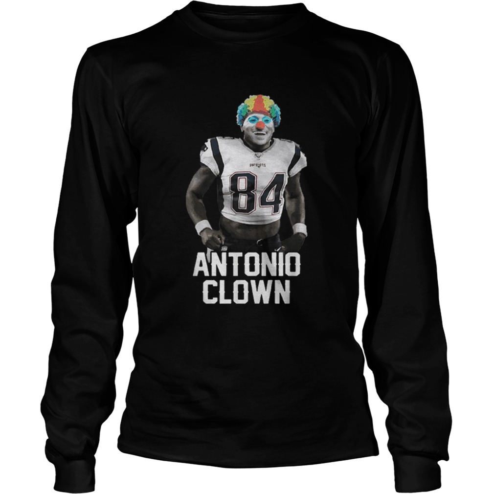 Antonio Clown Brown LongSleeve
